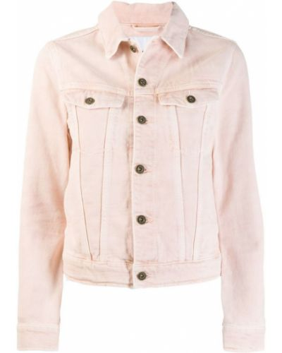 Розовая куртка J.lindeberg