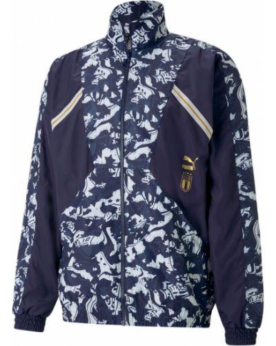 Спортивная ветровка - синяя Puma