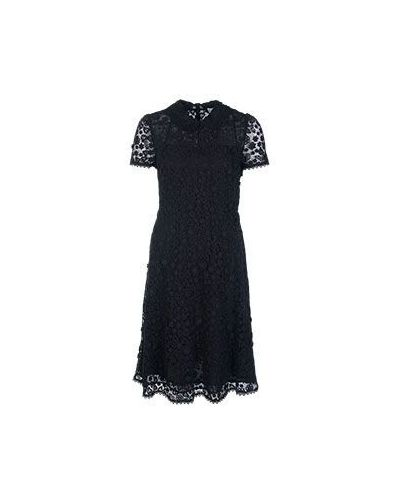 Вечернее платье миди Valentino Red