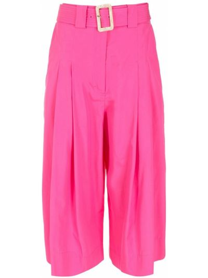 Розовые хлопковые шорты Nk
