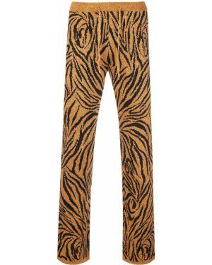 Черные спортивные брюки из верблюжьей шерсти Lazoschmidl