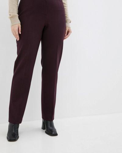 Классические брюки фиолетовые мадам т