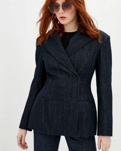 Синий пиджак Miss Sixty
