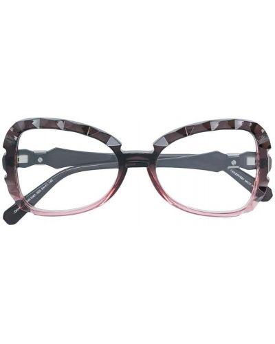 Очки розовый Swarovski Eyewear