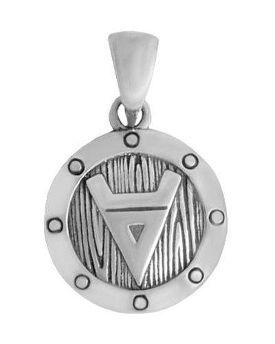 Серебряный медальон F.it