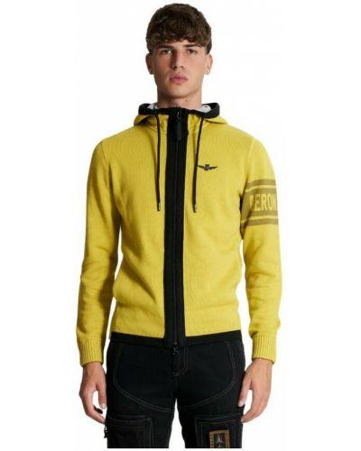Sweter - żółty Aeronautica Militare