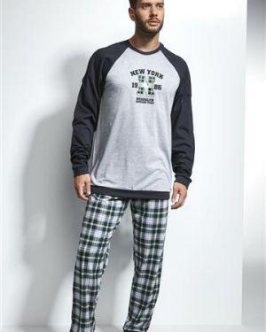 Piżama dwuczęściowa - zielona Cornette