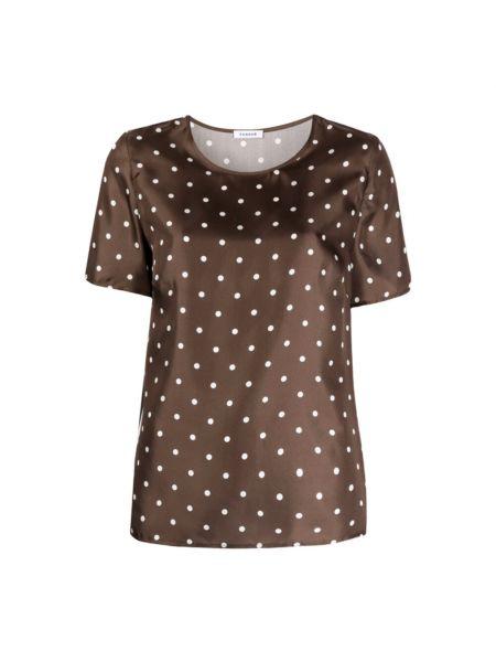 Brązowa koszula Parosh