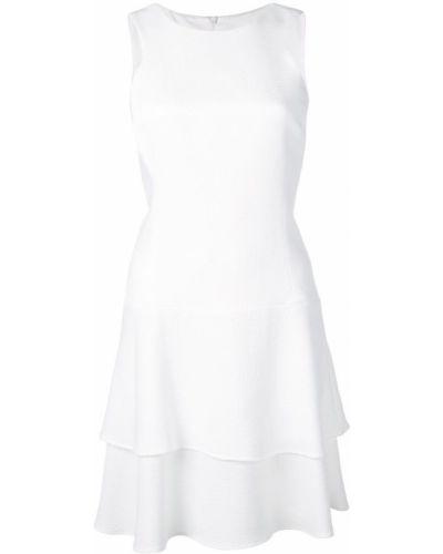 Расклешенное платье мини Black Halo