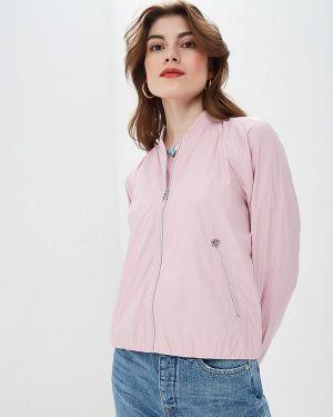 Куртка весенняя розовая Ostin