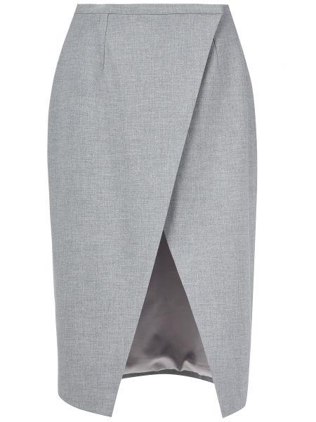 Хлопковая юбка - серая Ca' Vagan
