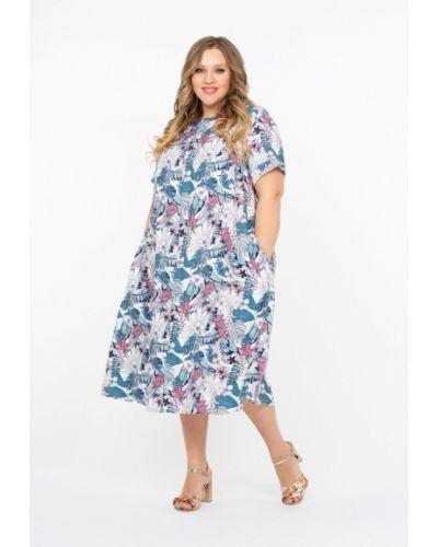 Повседневное платье весеннее Intikoma