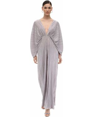 Платье с открытой спиной с V-образным вырезом Rotate