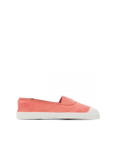 Розовые кроссовки Bensimon