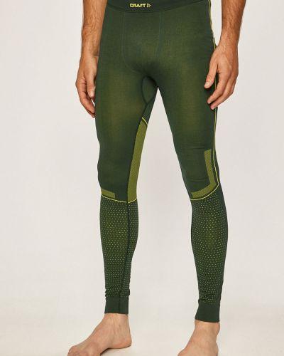 Spodnie sportowe długo zielony Craft