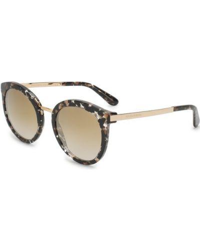 Солнцезащитные очки стеклянные Dolce & Gabbana