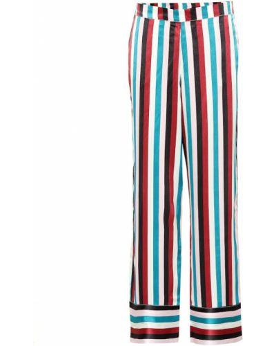 Классические брюки с лампасами пижамные Asceno