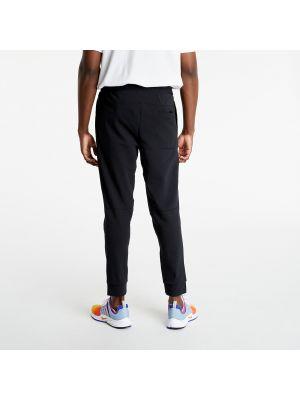 Czarne joggery srebrne Nike