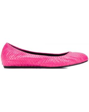 Туфли-лодочки розовый Lanvin