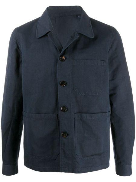 Длинная куртка легкая льняная Lardini