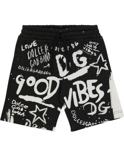 Шорты для плавания Dolce & Gabbana Kids