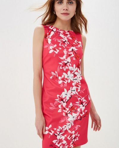 Повседневное платье розовое Wallis