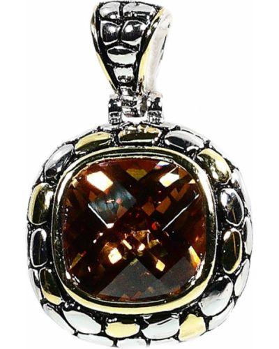Золотая подвеска серебряный серебряный Jewelry Box