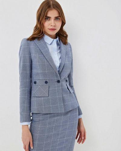 Синий пиджак Gregory