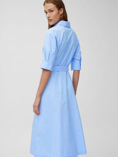 Платье - голубое Marc O'polo