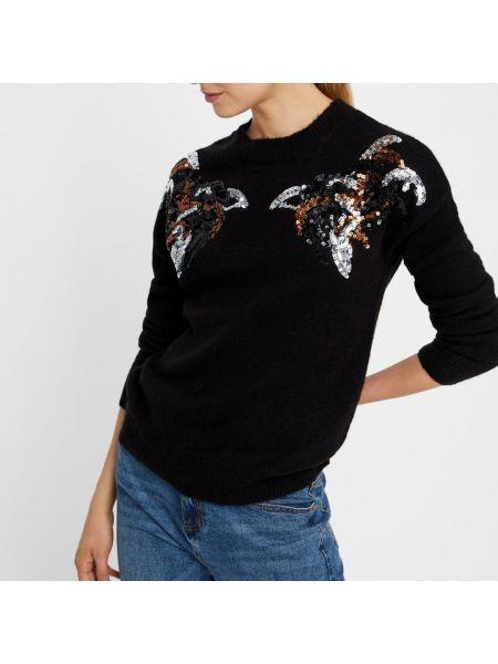 Пуловер шерстяной акриловый Vero Moda