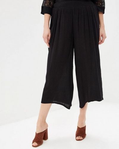 Свободные брюки индийский черные Dorothy Perkins Curve