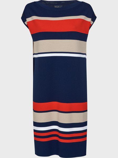 Платье на пуговицах из вискозы Luisa Spagnoli