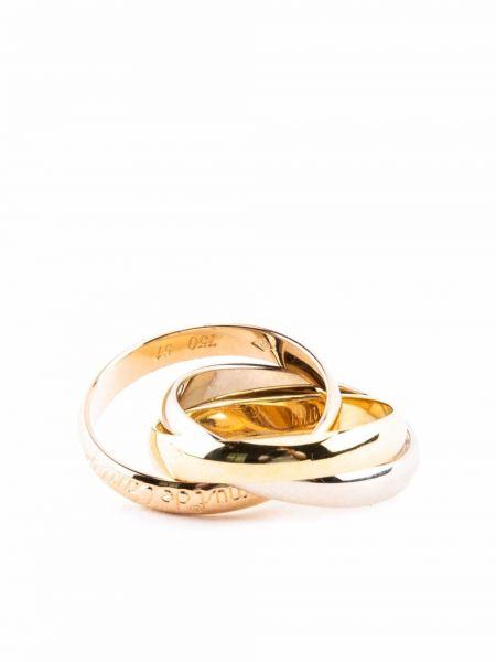 Кольцо - белое Cartier