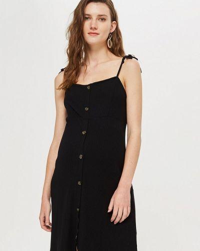 Платье осеннее платье-сарафан Topshop Maternity