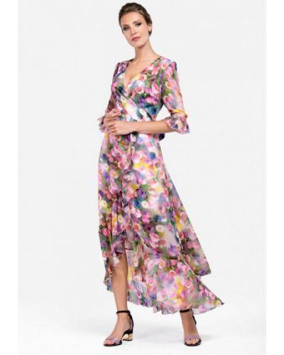 Платье прямое осеннее Alisia Fiori