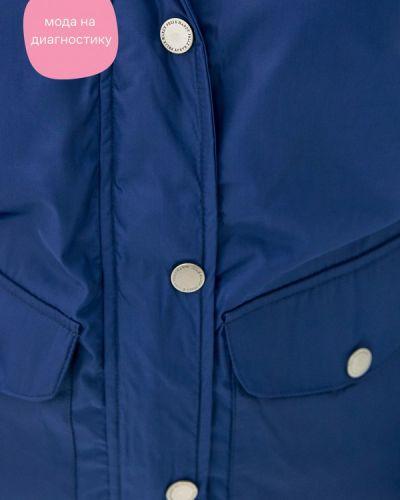 Утепленная куртка - синяя Felix Hardy