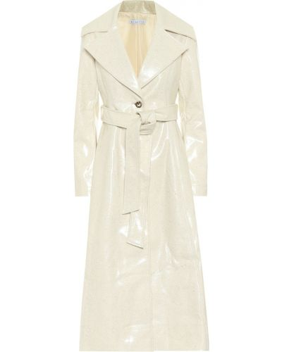 Шерстяное белое пальто Rejina Pyo