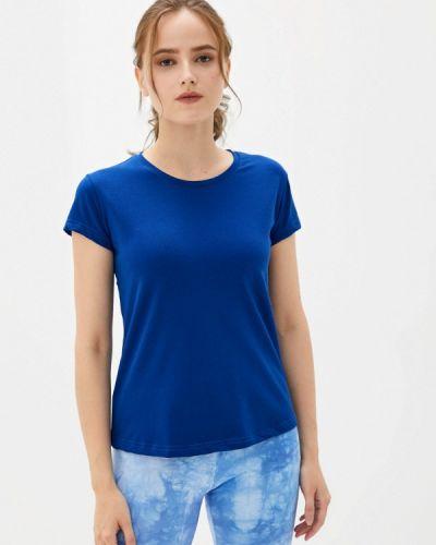 Синяя футболка летняя D.s