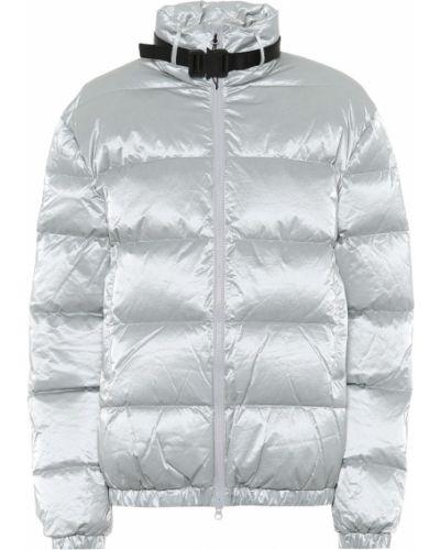Серебряная дутая куртка 1017 Alyx 9sm