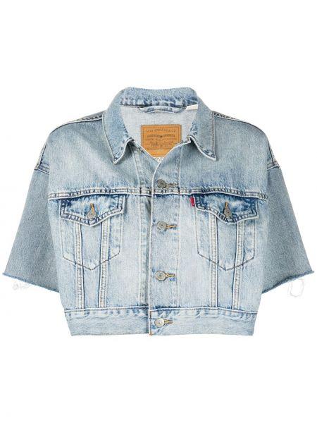 Джинсовая куртка на пуговицах с карманами Levi's®