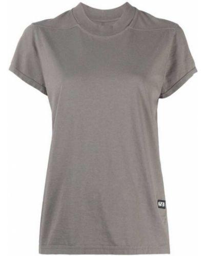 T-shirt - szara Rick Owens