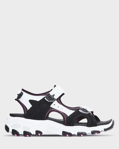 Спортивные текстильные сандалии Skechers