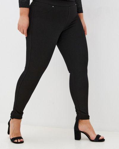 Повседневные черные брюки Zolla
