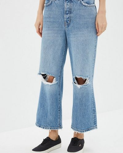 Широкие джинсы расклешенные турецкий Free People
