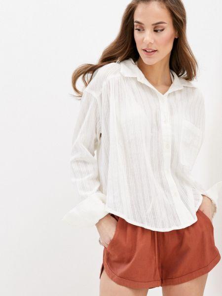 Блузка с длинным рукавом белая весенний Billabong