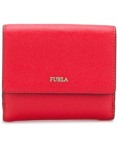 Кошелек мини с логотипом Furla