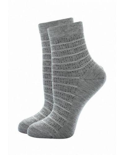 Серые носки Conte Elegant