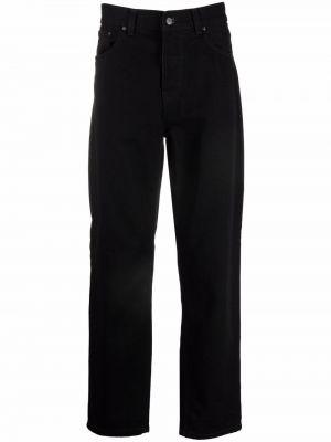 Черные джинсы с завышенной талией Carhartt Wip