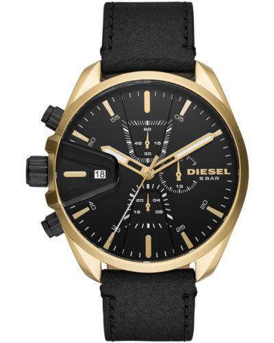 Zegarek złoto czarny Diesel