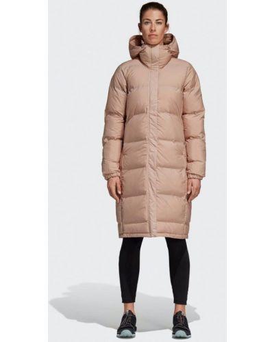 Утепленная куртка - желтая Adidas